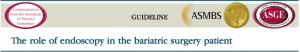 Papel da endoscopia no paciente de cirurgia bariátrica