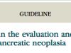 DIRETRIZ – ASGE – O papel da endoscopia na avaliação e no manejo dos pacientes com neoplasia pancreática sólida
