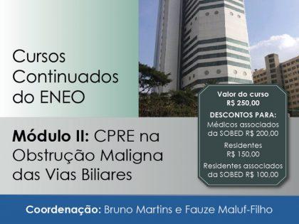 Oficina do ENEO 30/03- CPRE em doenças malignas