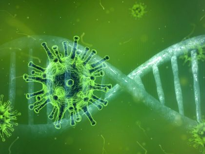 Transmissão do novo coronavírus