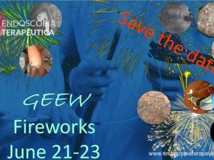 GEEW Fireworks – 21-23 junho