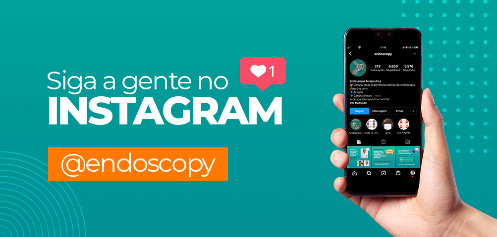 Instagram – endoscopia terapêutica