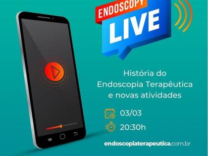Live: História do Site Endoscopia Terapêutica